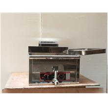 Gas deep fryer 17L 012-2670027