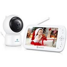 Baby Monitor, HeimVision Soothe 3 Video Baby Monitor with Camera and Audio, 5