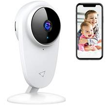 Victure 1080P FHD Baby Monitor Pet Camera 2.4G Wireless Indoor Home Security C