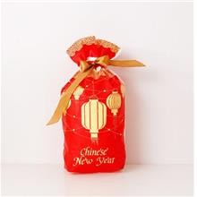 M'sia Stock CNY Lantern Biscuit Candy Packaging Bag Plastic Bag Gift Bag