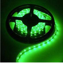 5050 60LED Flexible Green 12V DC DIY LED Strip Light 5m