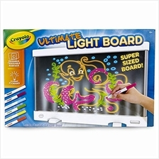 Crayola Ultimate Light Board Drawing Tablet, Gift for Kids, Ages 6, 7, 8, 9
