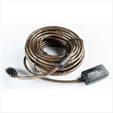 USB 2.0 Male to Female Extension Cable 10 meter 10M