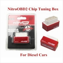 Nitro OBD2 Red For Diesel Cars Your Own Drive
