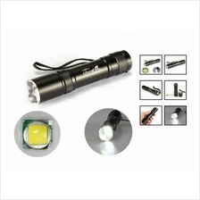 UltraFire 12W CREE XM-L T6 2000Lm LED Zoomable