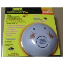 Electronic Ultrasonic Mosquito Cockroach Rat Repeller plugin type