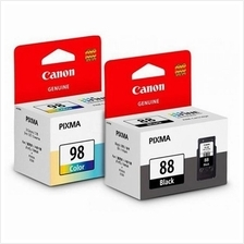 GENUINE Printer Cartridge Canon PIXMA PG-88, CL-98