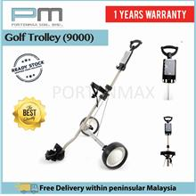 Aluminium Golf Pull Cart/Golf Trolley PM-9000 (Champagne color)