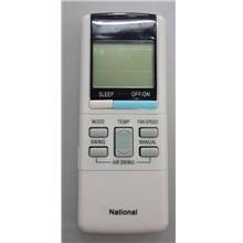 NATIONAL AIR-CONDITIONER REMOTE CONTROL