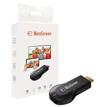 MiraScreen Wifi Display Miradisplay EZcast Miracast Airplay DLNA Anyca