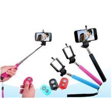 Combo Set(Bluetooth Remote Android IOS+ Monopod+Smartphone Holder)