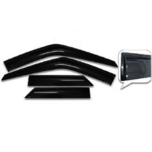 Air Press Window / Door Visor For Perodua Alza(4 pcs/set) 4inch