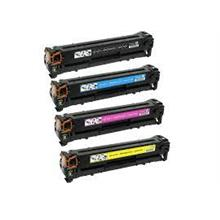 HP 128A CE320A CE321A CE322A CE323A FULL SET 4 COLORS COMPATIBLE TONER