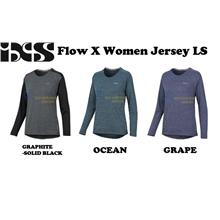 IXS Shirts Flow X Women Jersey Long Sleeve