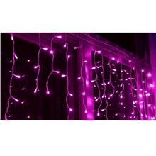 LED Curtain Waterfall Xmas Party Christmas Decoration Holiday Lights