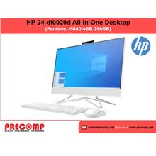 HP 24-df0020d All-in-One Desktop (Pentium J5040.4GB.256GB) (1V7B9AA)