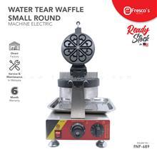 Waffle Flower Water Tear Maker Machine Electric