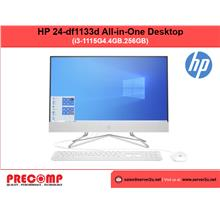 HP 24-df1133d All-in-One Desktop (i3-1115G4.4GB.256GB) (22U27AA)