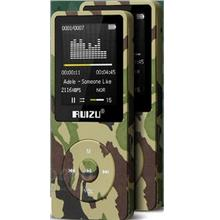 RUIZU X02 8GB Army Green MP3 Player Voice Recording Radio FM Video