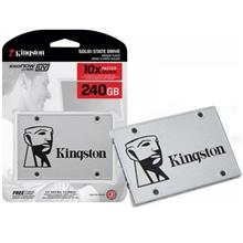 "Kingston SSDNow UV400 120GB 240GB Sata3 2.5 "" 6Gb/s SSD suv400s37"