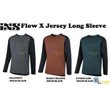 IXS Shirts Flow X Jersey Long Sleeve