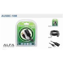 USB2.0 Amplifier Extension Cable 10 Meter! Alfa Network