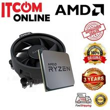 AMD RYZEN 5 3600 3.6GHZ SOCKET AM4 PROCESSOR (100-100000031MPK) BULK