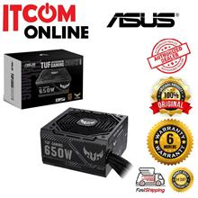 ASUS TUF 650W 80PLUS BRONZE POWER SUPPLY (TUF-GAMING-650B)