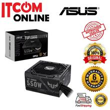 ASUS TUF 550W 80PLUS BRONZE POWER SUPPLY (TUF-GAMING-550B)