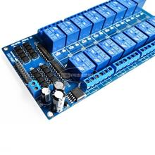 Arduino 16 Channel Opto Isolator 5V Relay Module WITH CAPISITOR