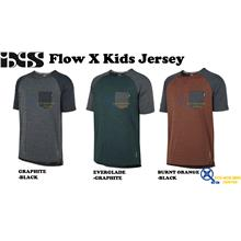 IXS Flow X Kids Jersey