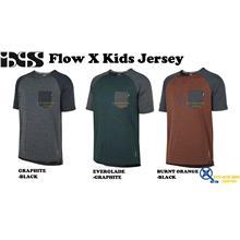 IXS Shirt Flow X Kids Jersey
