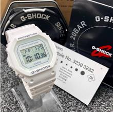 Copy Original Casio G shock Dw5600 white ( Waterproof )