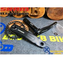 SRAM SX Eagle Crankset DUB 30T 170mmL 12spd (OE Packing)