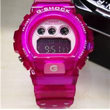 G SHOCK JELLY PINK PROMOTION