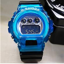 G SHOCK BLUE JELLY PROMOTION