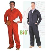Coverall Cotton Indura CHICAGO FR Flame Retardant