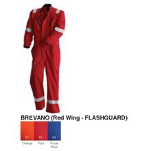 Coverall Red Wing Flashguard Brevano FR AS OR 60311