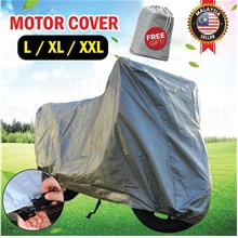 Waterproof Universal Motorcycle Cover Outdoor Protection