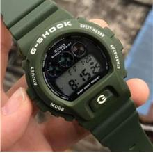 GS DW-6900 Army Green Watch G Shock Jam Tangan Watches Gshock c-asio oem