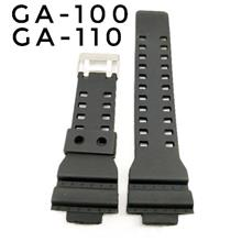 Casio G-Shock Ga-100/Ga-110 PU Watch Band