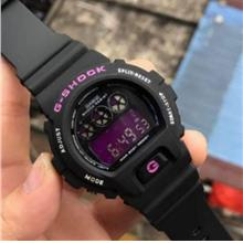 Shopee Watches HotGS DW-6900 Purple Watch GShock Oem G Style Shock Jam Watches