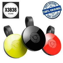 Genuine GOOGLE Chromecast 2 HDMI Streaming Media Player for TV Dongle