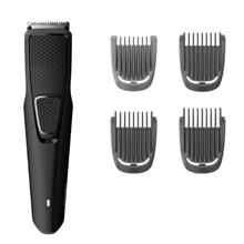 Philips Beard Trimmer BT1214 (Cordless) Skin-Friendly Blades