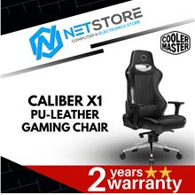COOLER MASTER CALIBER X1 PERFORATED PU-LEATHER GAMING CHAIR