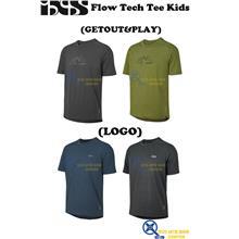 IXS Shirt Flow Tech Tee Kids