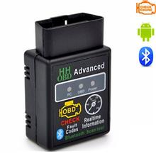 NEW ELM327 OBD ADVANCED ELM Bluetooth OBD2 Scanner CAR Diagnostic