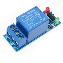 Arduino 5V DC 10A 250VAC 30VDC Single Channel 1 Way Relay Module