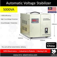 Automatic Voltage Regulator / Stabilizer, AVR, 5000VA (5000W)