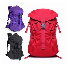 Unisex Polyester Stylish Travel Backpack College High School Rucksack